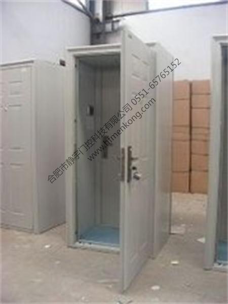 厂家加工定制防尾随门 上门安装