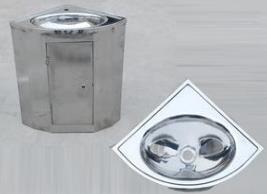 厂家直销正品304不锈钢台上盆 扇形艺术盆 洗手盆 洗脸盆