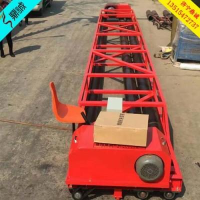 河北廊坊现货销售4米三滚轴 混凝土路面摊铺机