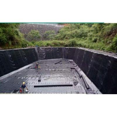 咸宁1.25mm垃圾填埋 防渗膜 HDPE土工膜