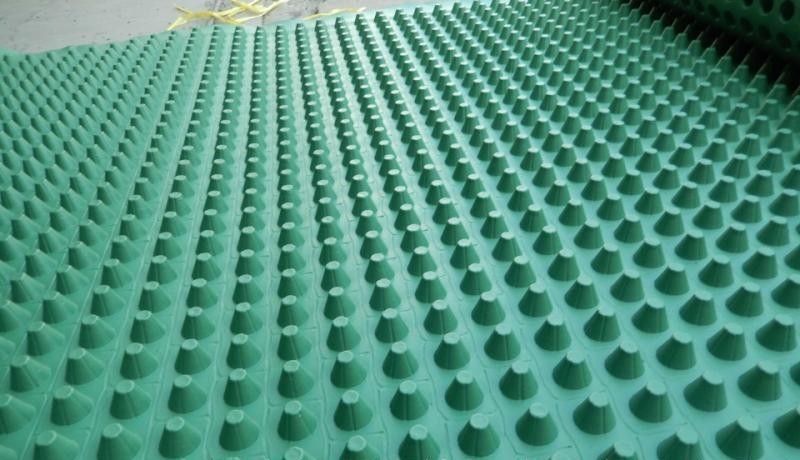 北京20高车库排水板蓄排水板-厂家送货