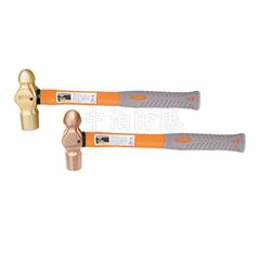 供应铝青铜防爆装柄奶头锤,防爆尼龙锤,防爆装柄检验锤