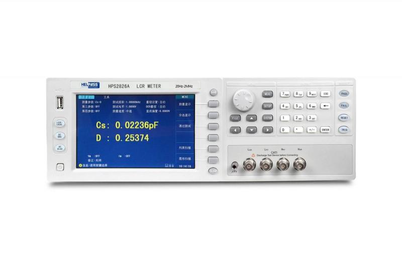 青岛原装HPS2826A精密LCR数字电桥表现货