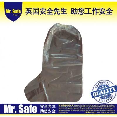 P6防水靴套鞋套畜牧业靴套养殖业靴套防化靴套PE靴套塑料靴套