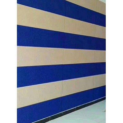 青岛室内吸音板 家庭影院录播室吸音材料 装饰隔音板