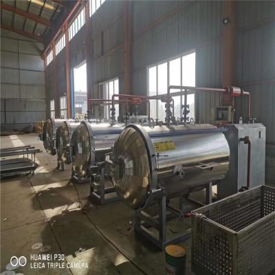 广西肉联厂无害化处理设备  养鸡场高温湿化机 宠物火化焚烧炉