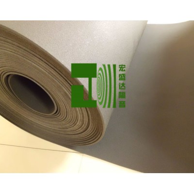 5mm隔音减震垫 浮筑楼板隔音材料 大量现货