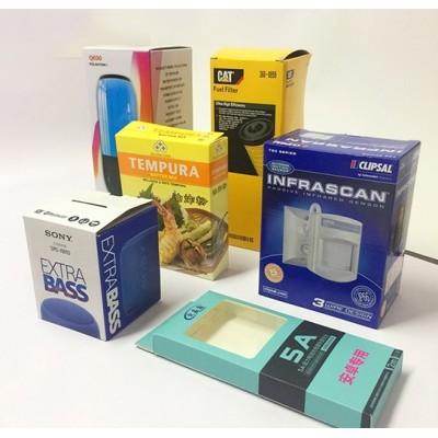 彩印包装的常用材质