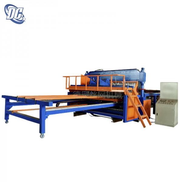 全自动排焊机 建筑网片焊网机 护栏自动焊接设备