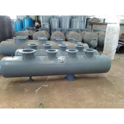 甘肃兰州锅炉机房分水器 集水器