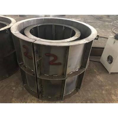 拱形防护模具  圆形检查井模具规格