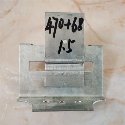 南昌470彩钢瓦支架厂家直销