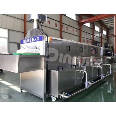 栈板清洗除水设备 物流仓储周转托盘清洗机 定制清洗设备厂家