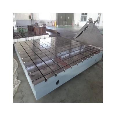 昌新量具生产重型铸铁平台