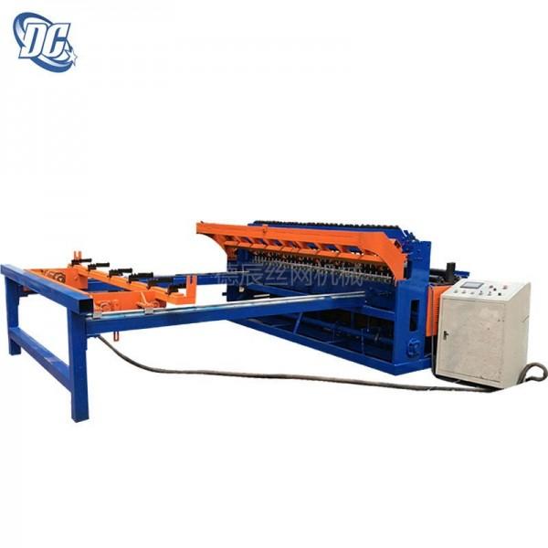 全自动护栏焊接设备 全自动网片排焊机 全自动网片焊机