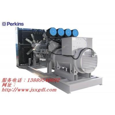 800KW珀金斯柴油发电机组