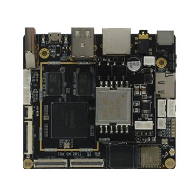 LBA3368人脸考勤机工控平板智能AI行业板