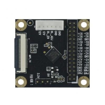 LAMTL模块MIPI-DSI转LVDS的转接板
