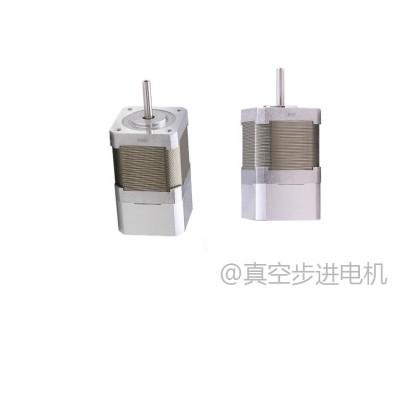 液氮深低温环境用步进电机,-200℃环境用耐低温步进电机