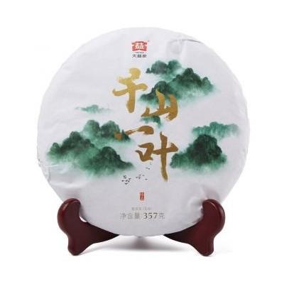 大益2018年1801 千山一叶普洱生茶-茶有益普洱茶平台