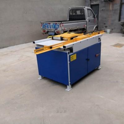 叉车托盘木方挖槽铣槽 美式托盘开槽机