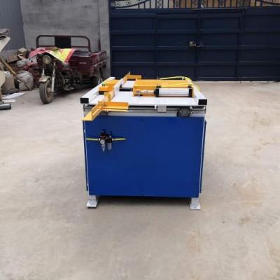 木托盘自动挖槽木工自动开槽机久东机械
