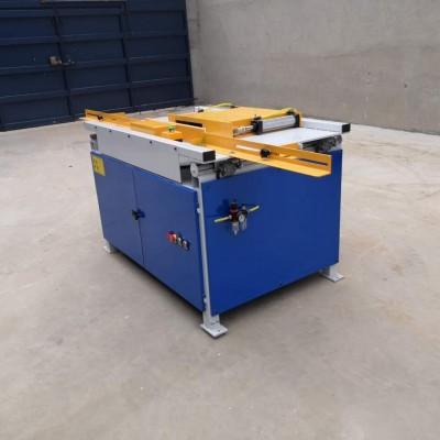 自动木方托盘挖槽托盘半自动挖槽机
