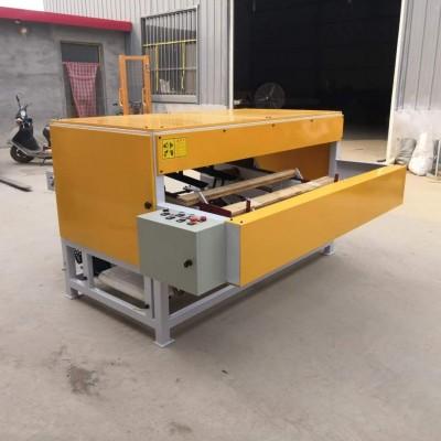 木工设备双端木工双端锯铣机久东机械