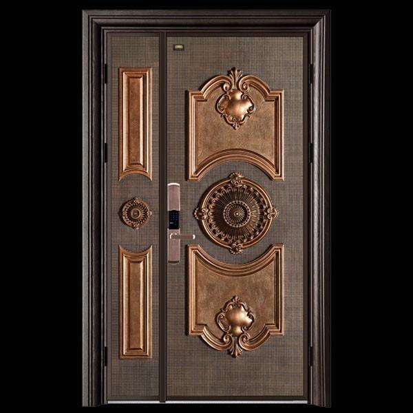 铂莱门业 定制铝艺大门铸铝门