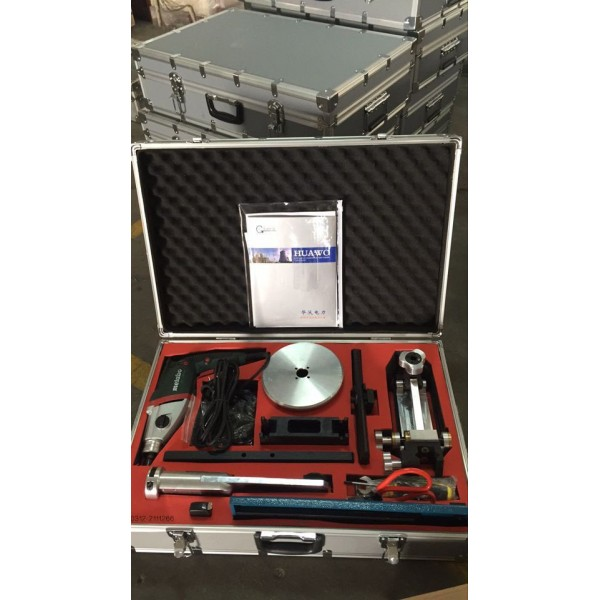 便携式闸阀研磨机MZ-150生产厂家-保定市华沃电力设备厂