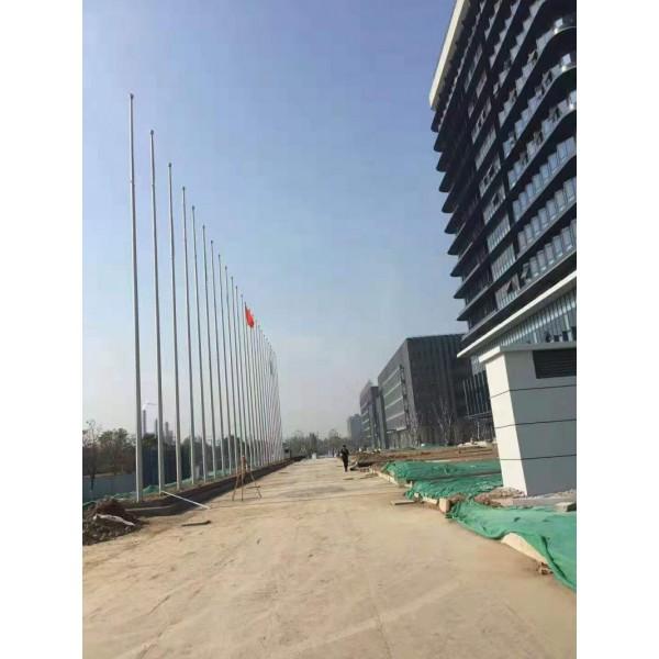台州笔直旗杆,台州不弯曲旗杆,台州锥形旗杆