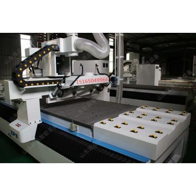 双主轴加排钻包数控开料机厂家报价,定制柜体开料机