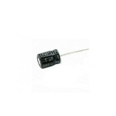 低容量高电压无极性铝电解电容