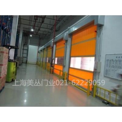 上海PVC快速卷帘门直销价格