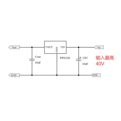 18V转3.3V的几款大电流DC-DC降压IC和LDO