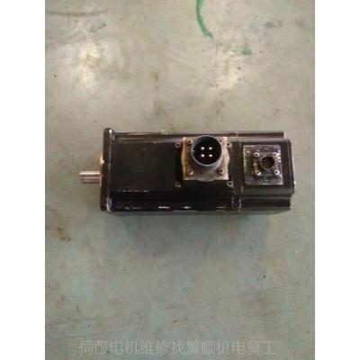 宝茨伺服电机维修,编码器轴承线圈转子刹车各种坏