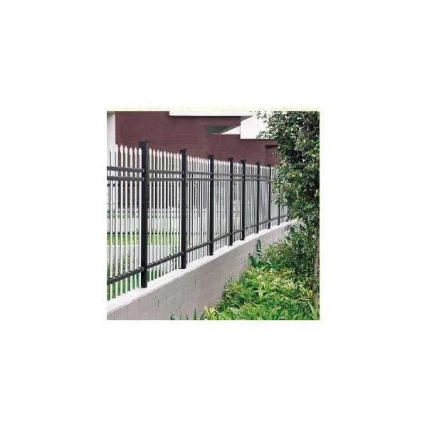 厂家直销小区围栏    安装加工小区围栏