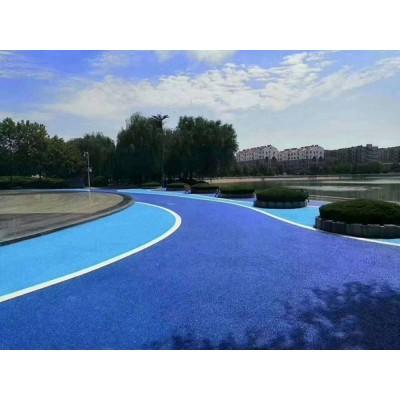 生态透水混凝土透水率高、助力陕西海绵城市建设质量好价格低