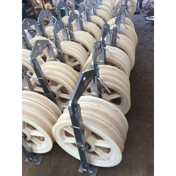 400导线滑轮规格型号 500放线滑轮报价及厂家