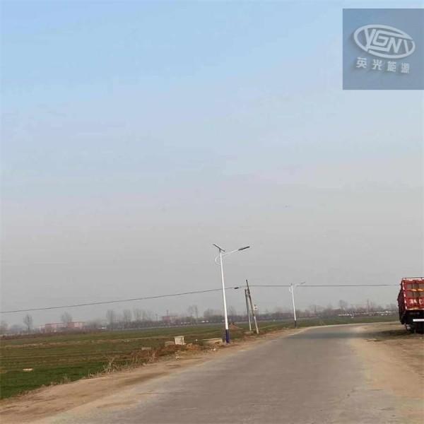 涿州海螺臂路灯 太阳能路灯 城市道路灯