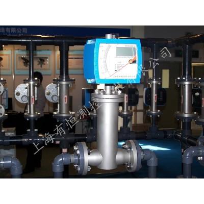水平安装金属管浮子流量计︱金属管浮子流量计安装要求