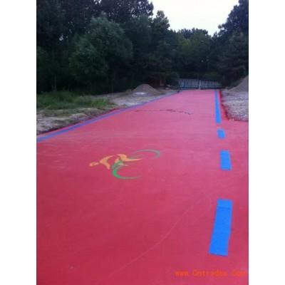功能型彩色防滑路面材料生产厂家