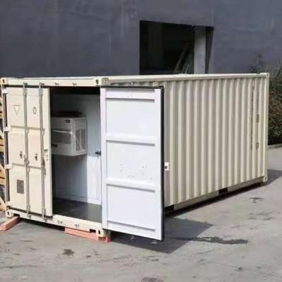 全钢冷却塔 组合式100T冷却塔 方形冷却塔 集装箱冷却塔