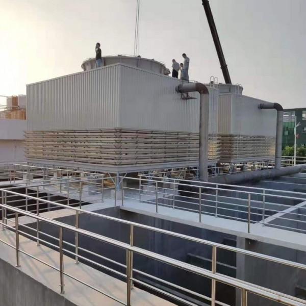 化工冷却塔防爆冷却塔 300T工业型冷却塔 耐高温型冷却塔