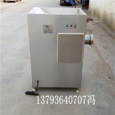 铭威机械JRJ-100冻肉绞肉机