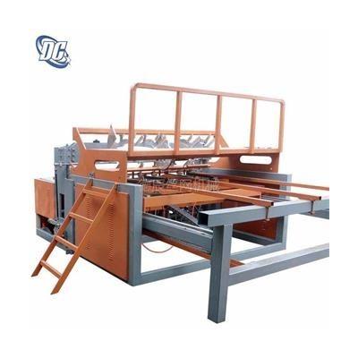 全自动钢筋焊网设备钢筋网片排焊机全自动护栏焊接设备