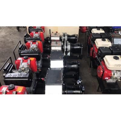 机动绞磨生产厂家大全 绞磨机规格图片及参数