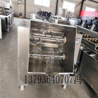 风干肠类产品BX-100L自动拌馅机系列
