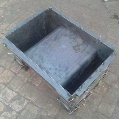排水沟现浇模板 排水沟U型槽模具