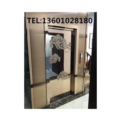 北京密云别墅电梯家用型电梯价位